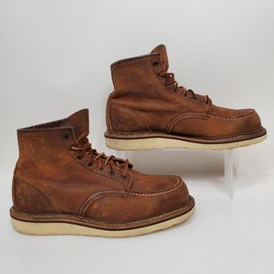 Red Wing 1907 Heritage Classic Leather Boots